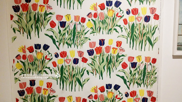 Josef Frank Exhibition at Fashion and Textile Museum, London