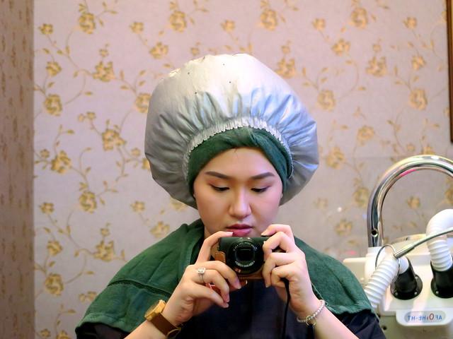 Beijing 101: Hair steaming