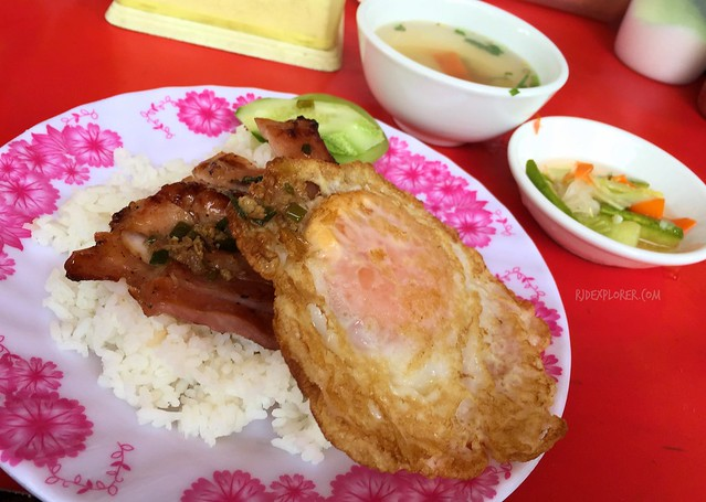 cambodia itinerary what to eat