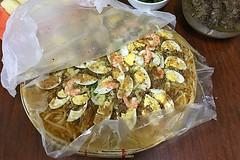 Ninangs Pansit Malabon - Big tray