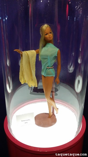 Barbie Malibú de 1971