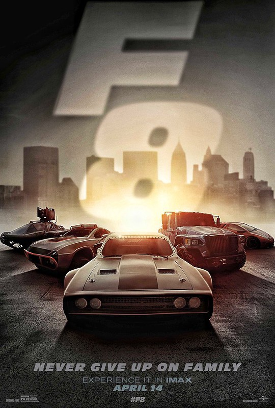 Fast & Furious 8 - Poster 9