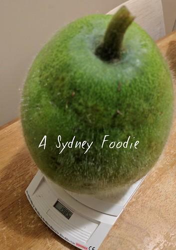 Hairy melon