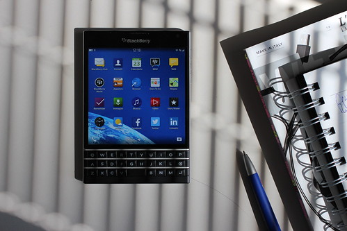 BlackBerry Passport | by pestoverde