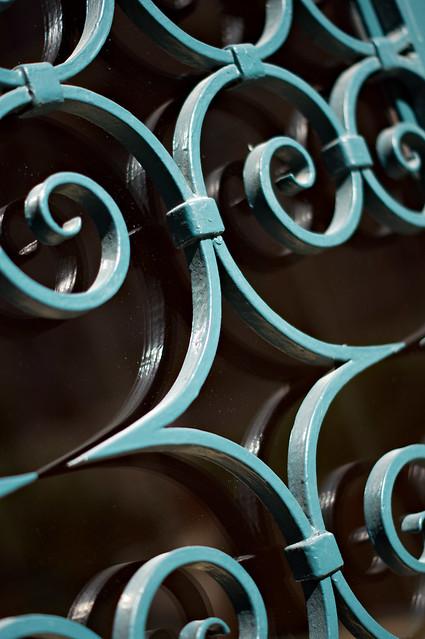 ferronnerie ferronnerie rue saint romain rouen by zigazou76 flickr photo sharing. Black Bedroom Furniture Sets. Home Design Ideas
