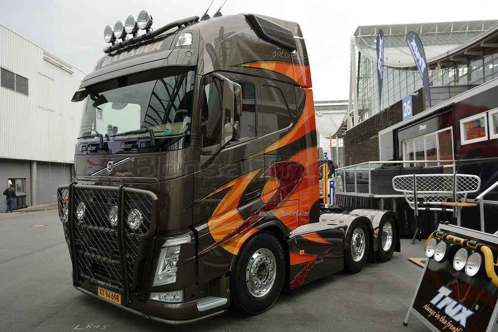 IAA Hannover 2014 - Trux Volvo FH GL04 > Guldager