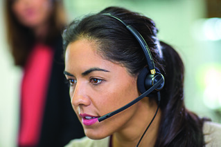 Encore520_call_center_woman_closeup_22AUG14 | by plantronicsgermany
