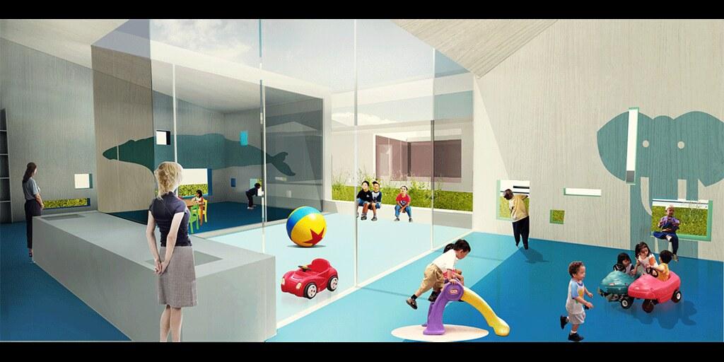 Prototipos jardines infantiles bogota interior aulas for Arquitectura para la educacion pdf