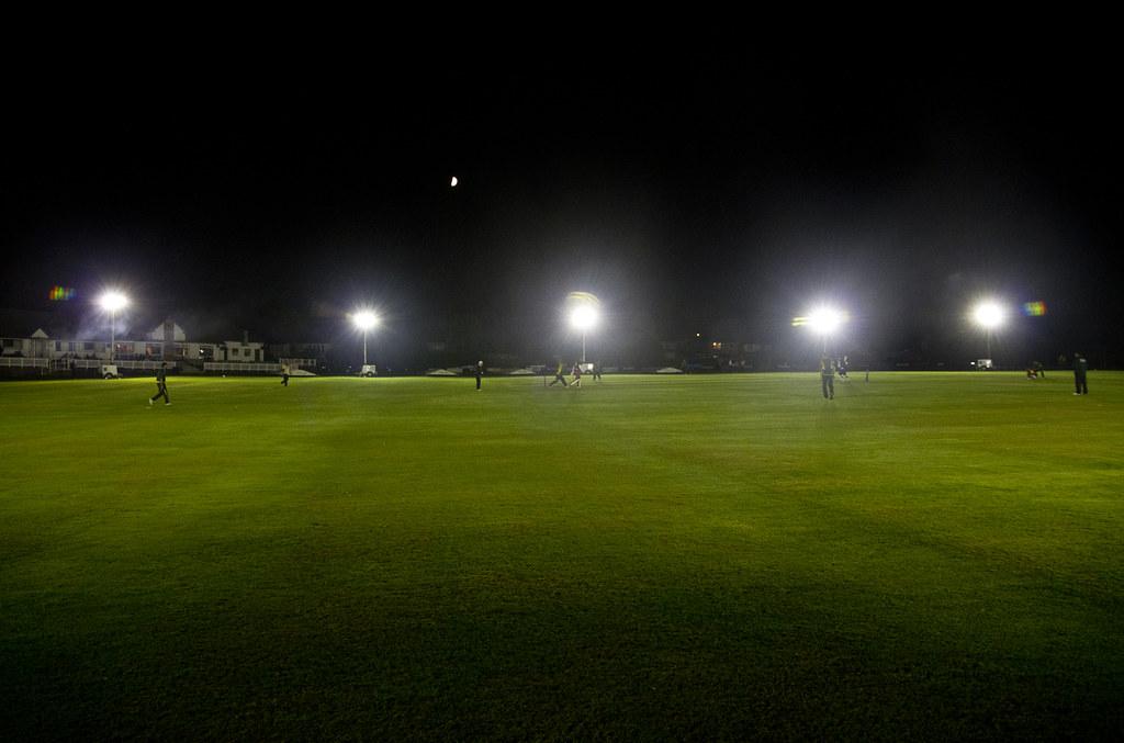 Floodlight Cricket Tournament At Moseley Cricket Club | Flickr