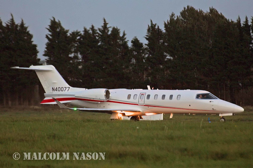 ... N40077 (F-HINC) ROULLIER GROUP   Delivered Wichita-Gand…   Flickr