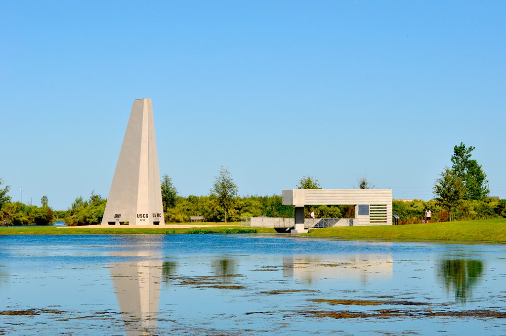 Sugar Land Veteran S Memorial The Veteran S Monument At
