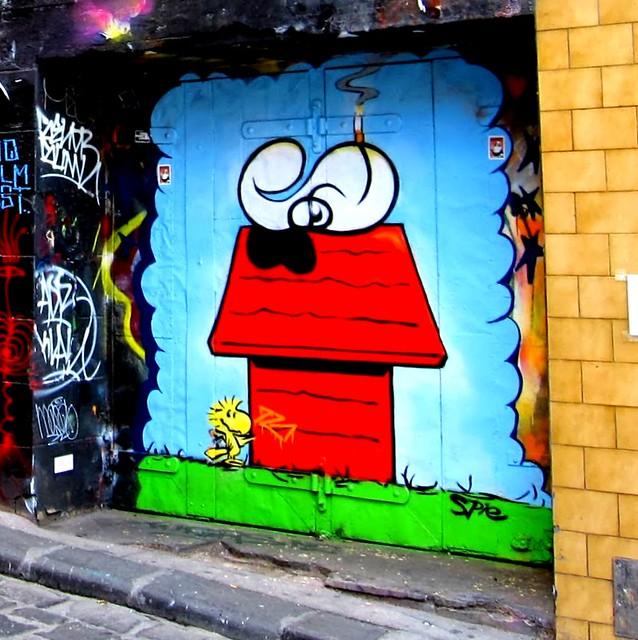 Snoopy Dog House Clipart