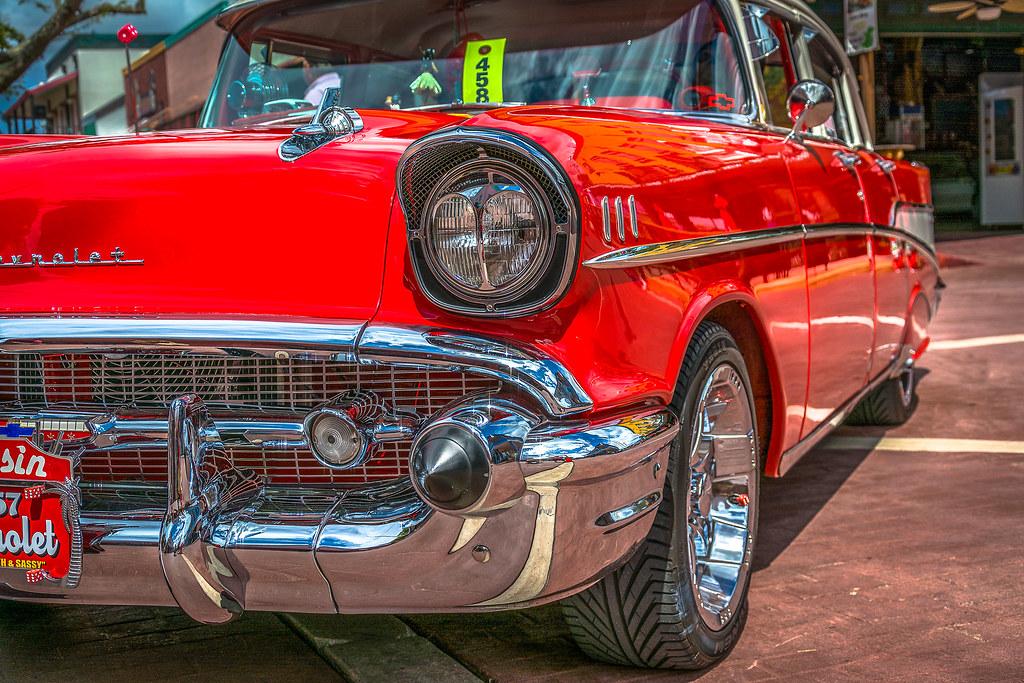 Shows De Autos Clásicos En Old Town Kissimmee Fl Classic Flickr - Old town car show time