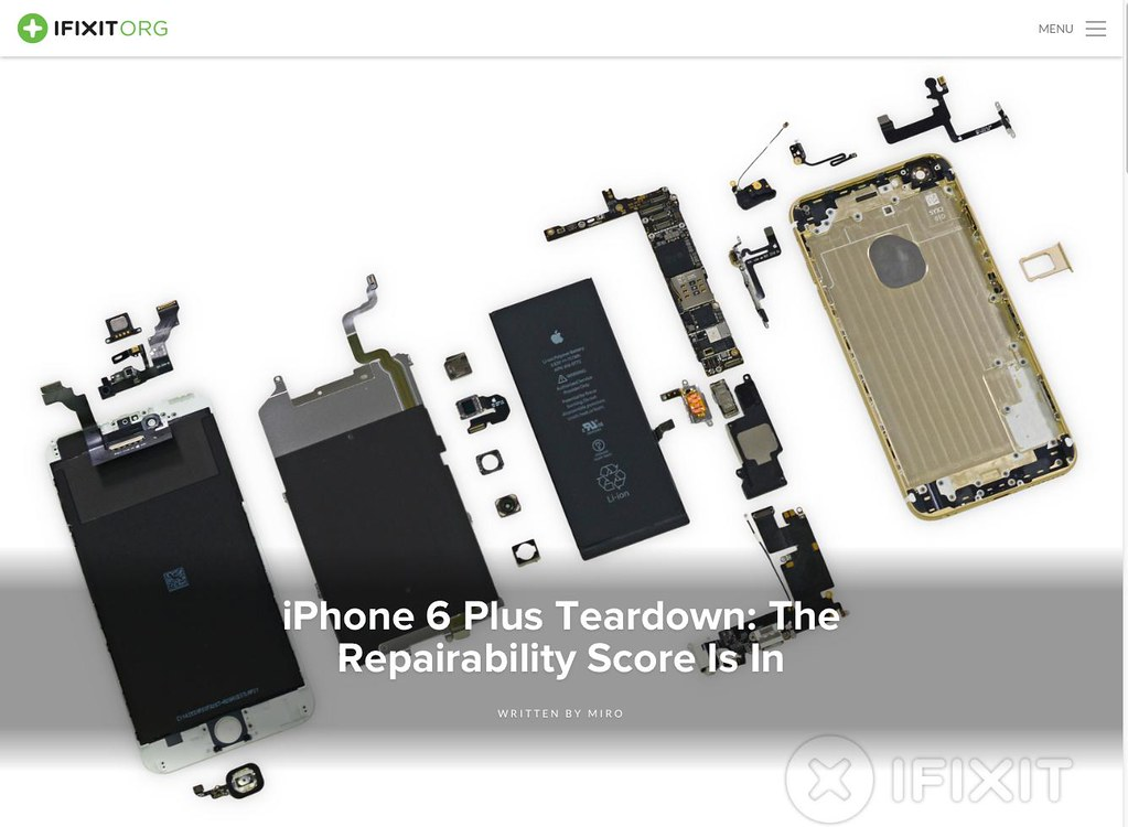Ifixit Iphone  Plus