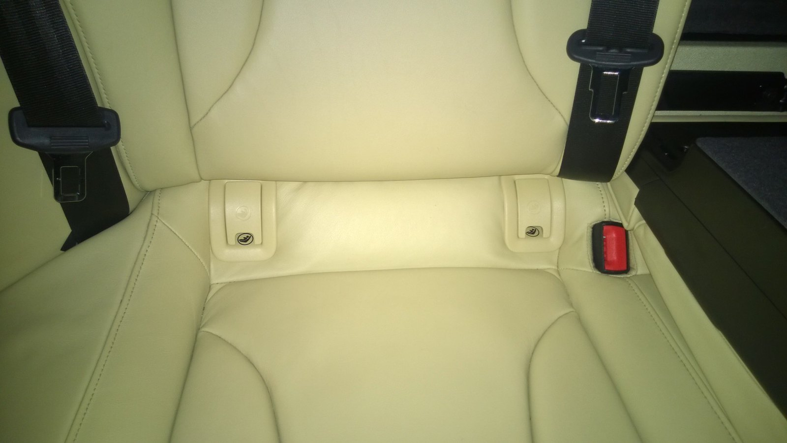 Audi A4 Isofix The Business
