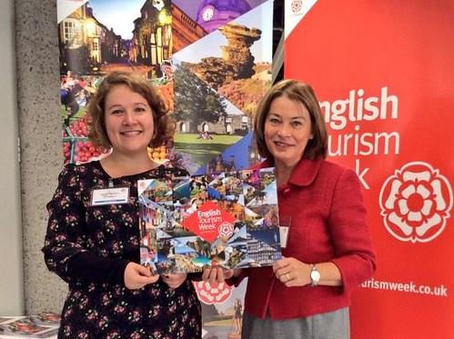 Promoting English Tourism Week