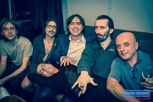 10/10/2014 Marlene Kuntz al Fuori Orario!