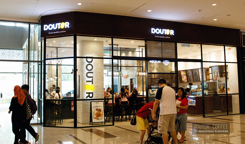 Japan Doutor Coffee
