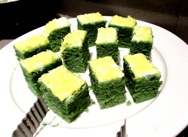 Daksemari Korean BBQ cake