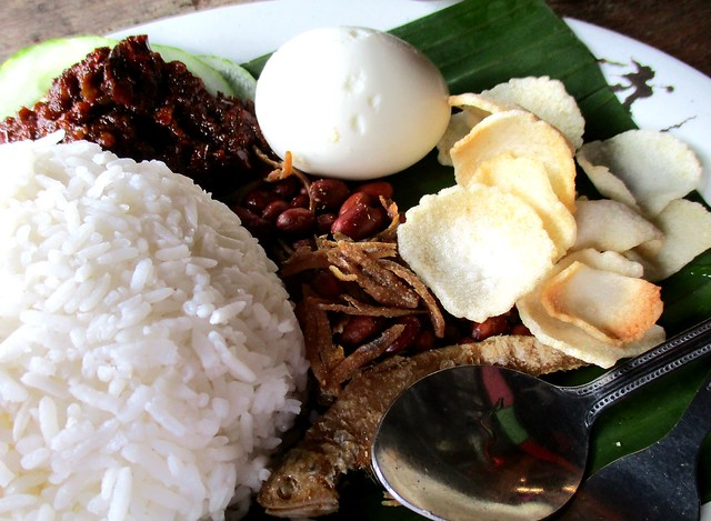 One O One Cafe nasi lemak 1