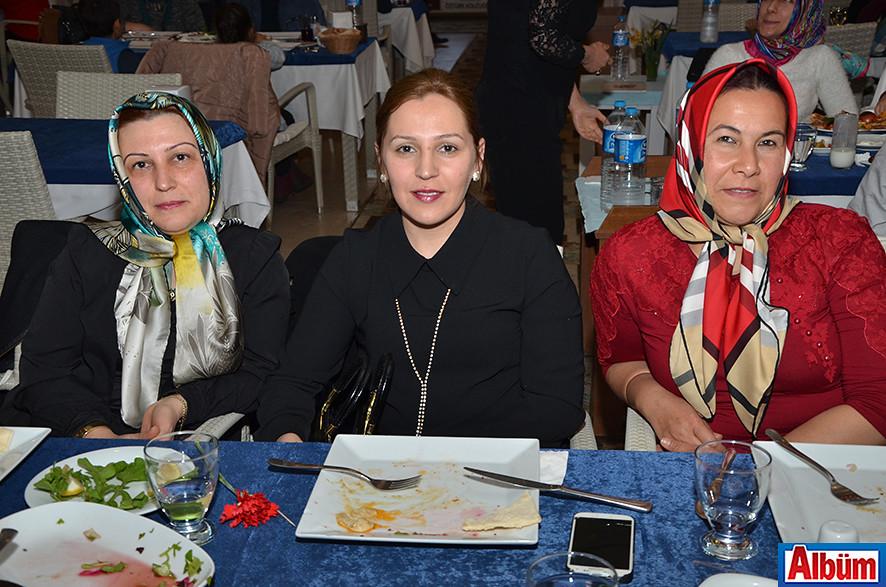 Semra Yenisoy, Nilgün Erdem, Ayşe Osmanoğlu