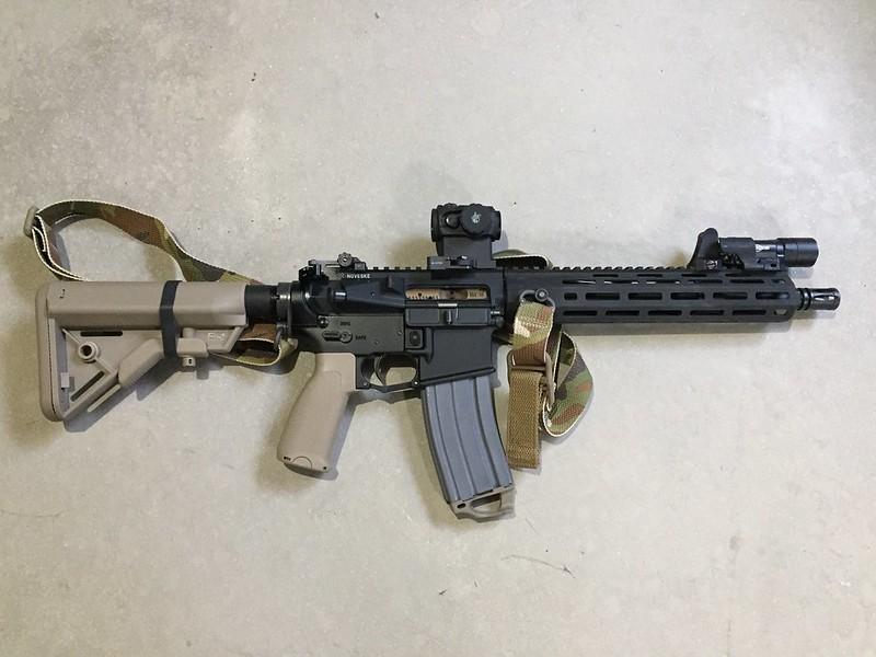 From Scratch Sbr Build Noveske Bcm Kac Colt