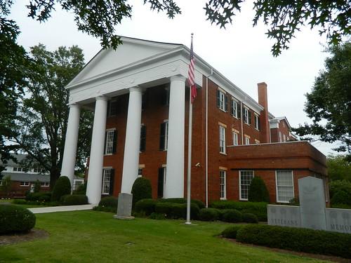 Photo of Greene County Courthouse - Greensboro, Georgia