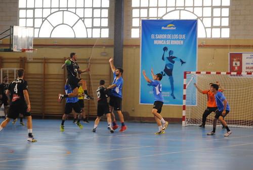 Balonmano Montequinto y Lanzarote Primera División Estatal