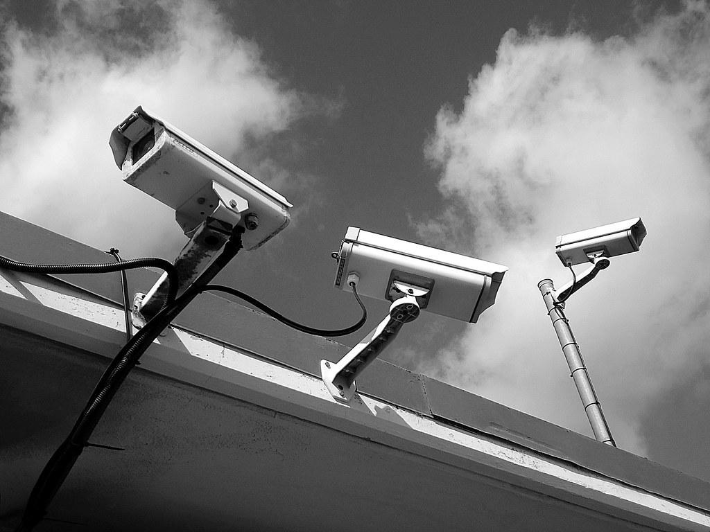 surveillance cameras jay phagan flickr. Black Bedroom Furniture Sets. Home Design Ideas