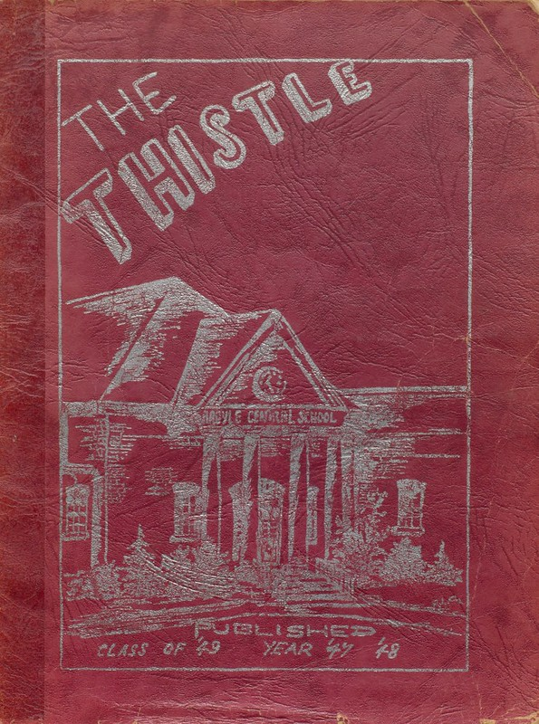 ACSD Yearbook 1949