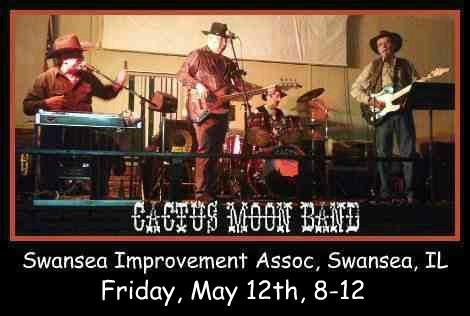 Cactus Moon Band 5-12-17