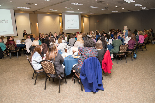 Academic and Administrative Women Faculty Joint Luncheon Meeting