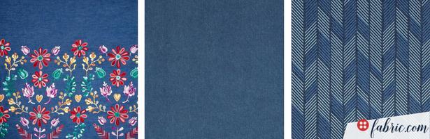 102B Skirt Fabrics