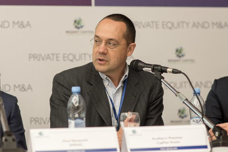 Альберто Моранди, Партнер, CapMan Russia
