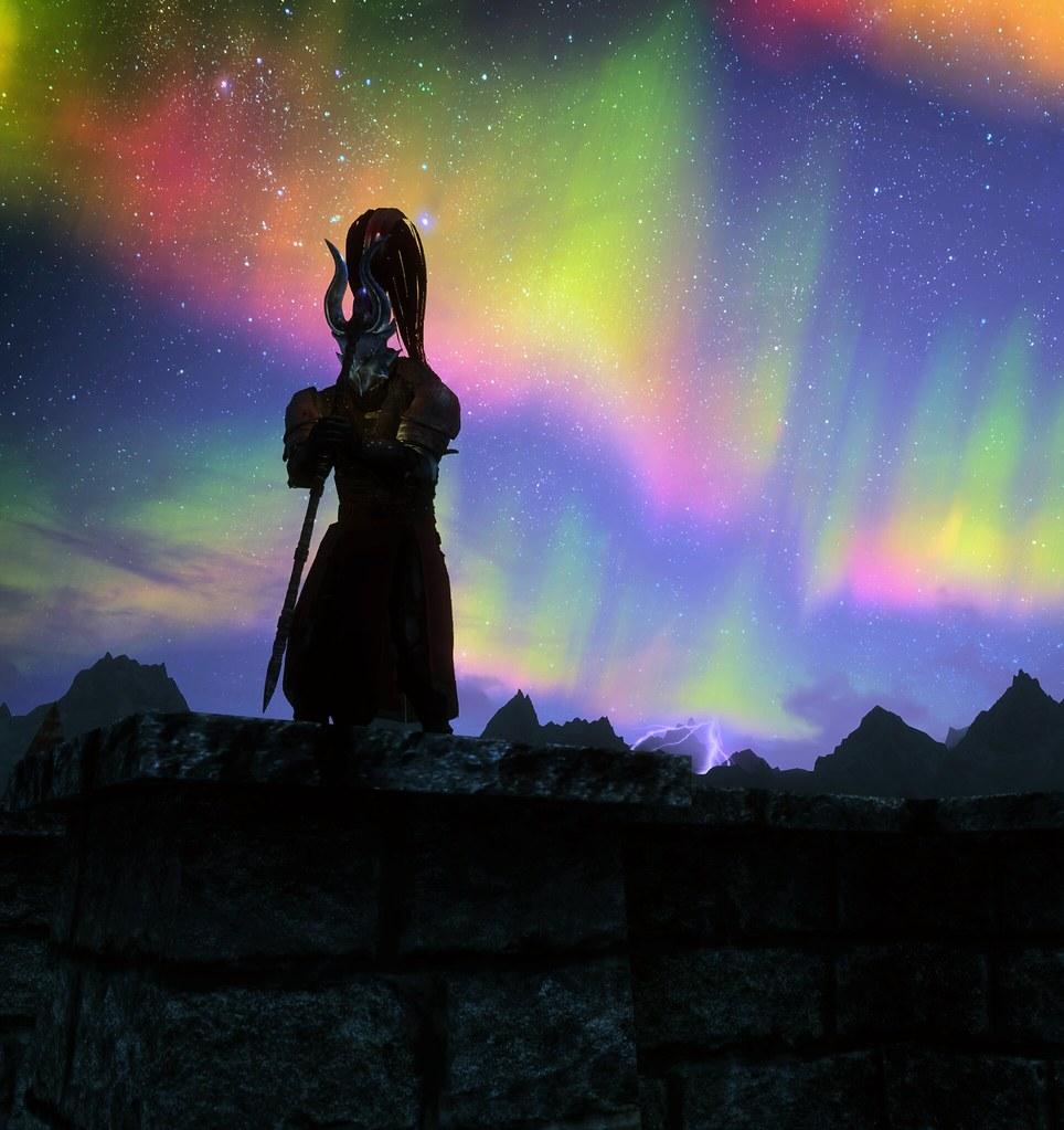 Balance the Sky | Skyrim | Dahaka 17 | Skyrim | My Own Tweak