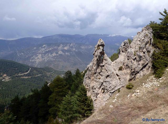 La vall de Lord -09- Coll de Port -02- Agulla Estrambòtica -01- (15-05-2017)