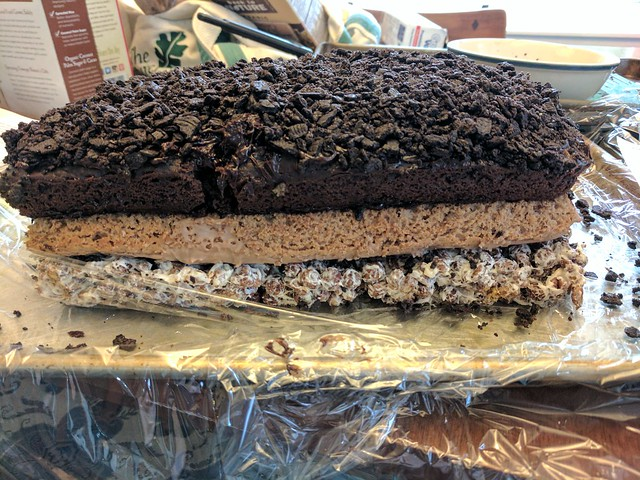 Soil cake preparation