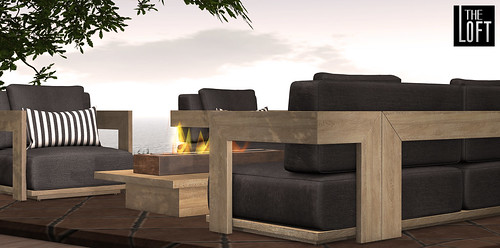 The Courland Outdoor Set @ Uber | by The Loft SL