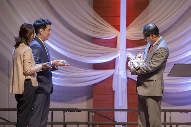 유아축복기도(Ellyn) 윤영국/ 최부진 가정 4/23/17