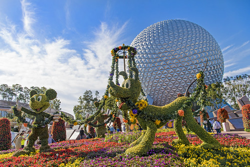 Epcot 1 | by Tambako the Jaguar