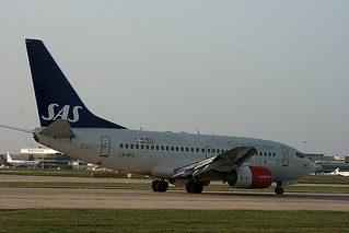 SAS, Boeing 737, LN-RPG | by Ian A Gratton