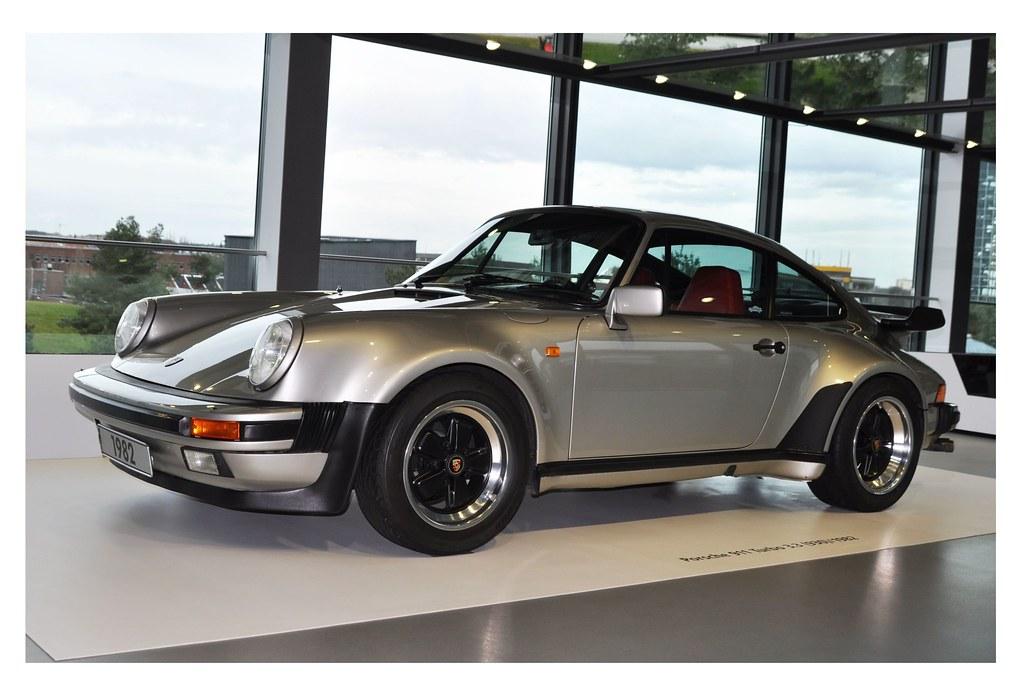Porsche 911 Turbo 33 Type 930 1982 Zeithaus Museum Au Flickr