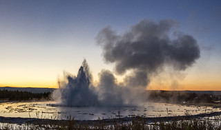 Grand Fountain Geyser. | by Flickr_Rick