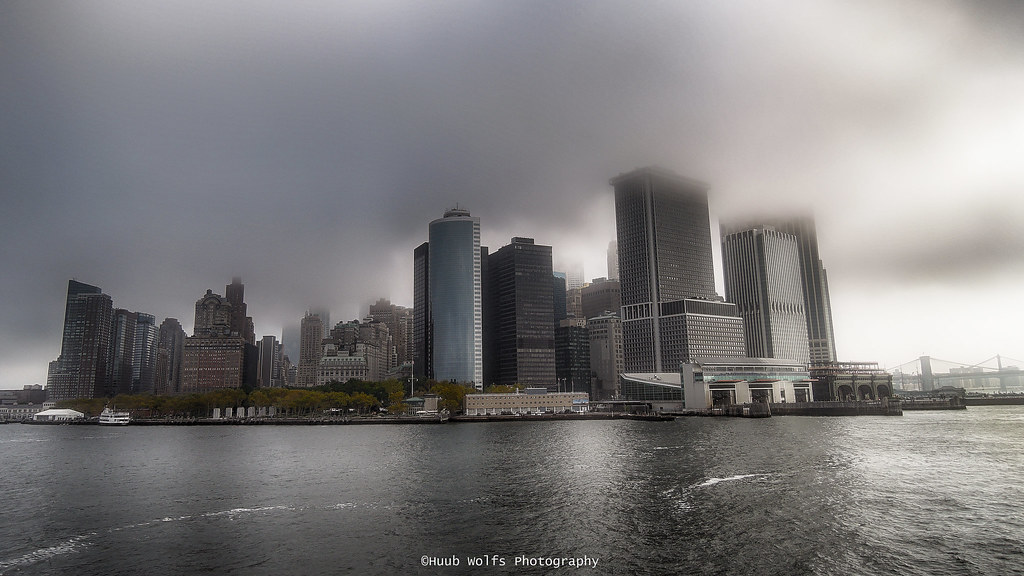 clouds over new york - photo #26