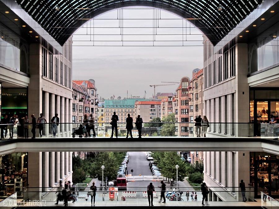 berlin lp12 mall of berlin freie sicht bis zum adlon flickr. Black Bedroom Furniture Sets. Home Design Ideas