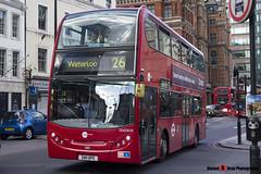 Alexander Dennis Trident Enviro 400 - SN11 BPE - DN33635 - Tower Transit - London - 140926 - Steven Gray - IMG_0244