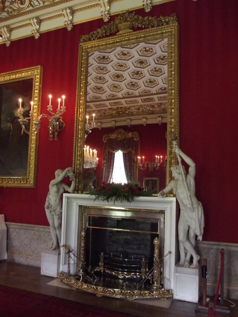 Chatsworth House Room: Inside Chatsworth House