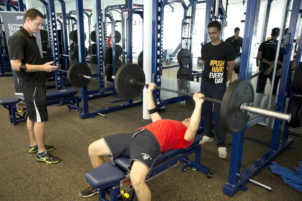 Goldring Centre for High Performance Sport Sneak Peek