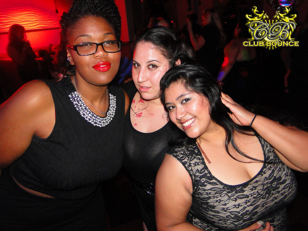 9/26/14 club bounce party pics! bbw little black dress party! | flickr