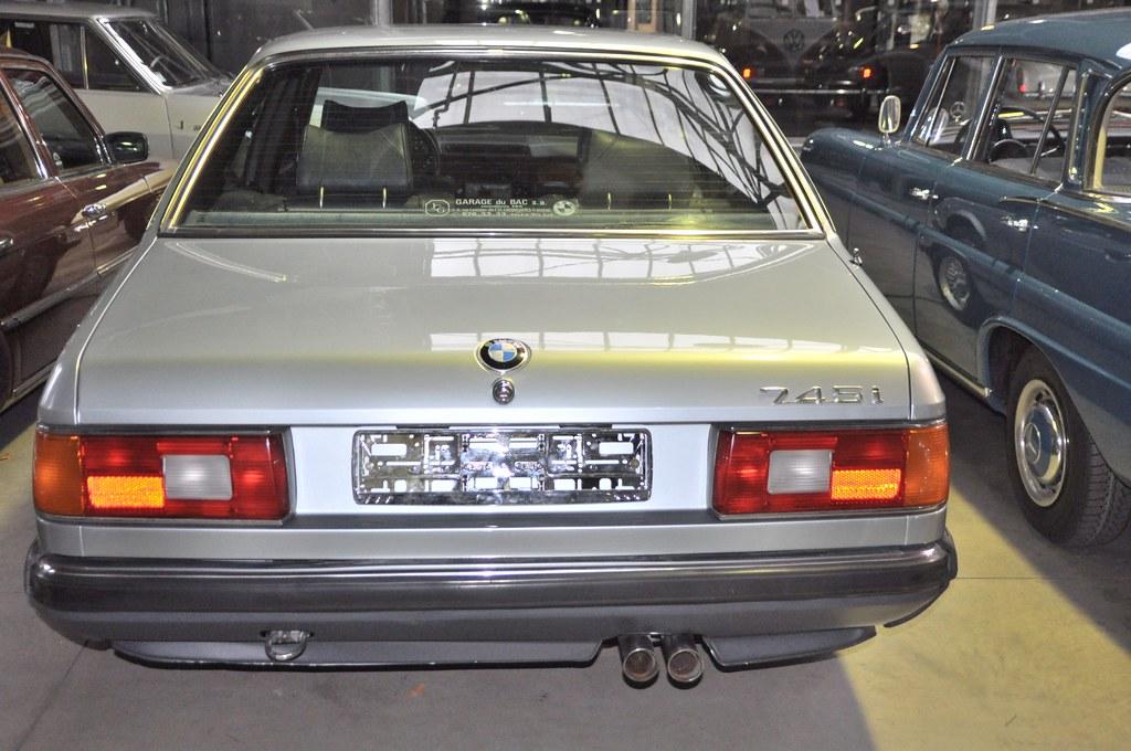 BMW 745i Turbo E23 (1980-1986) | 252 CV / 3.2-litre (1980-19… | Flickr